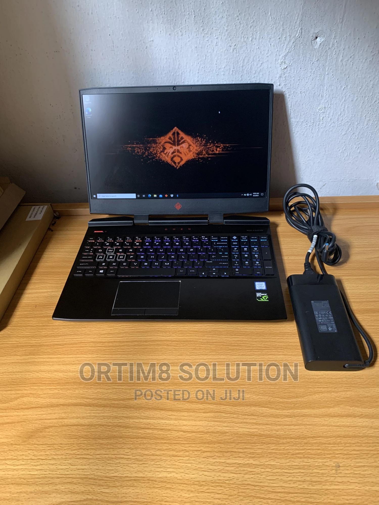 Laptop HP Omen 15-Ce0xx 16GB Intel Core I7 SSHD (Hybrid) 1T