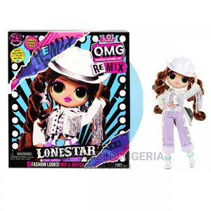 L.O.L. Surprise! O.M.G. Remix Lonestar Fashion Doll – 25 Sur | Toys for sale in Lagos State, Ajah