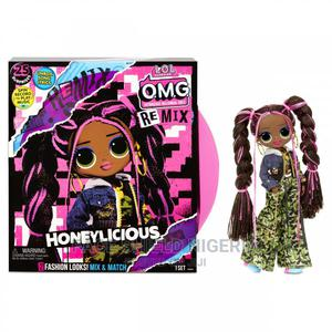 L.O.L. Surprise! O.M.G. Remix Honeylicious Fashion Doll – 25 | Toys for sale in Lagos State, Ajah