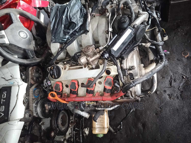 Audi Q7 Engine V8 4.2L
