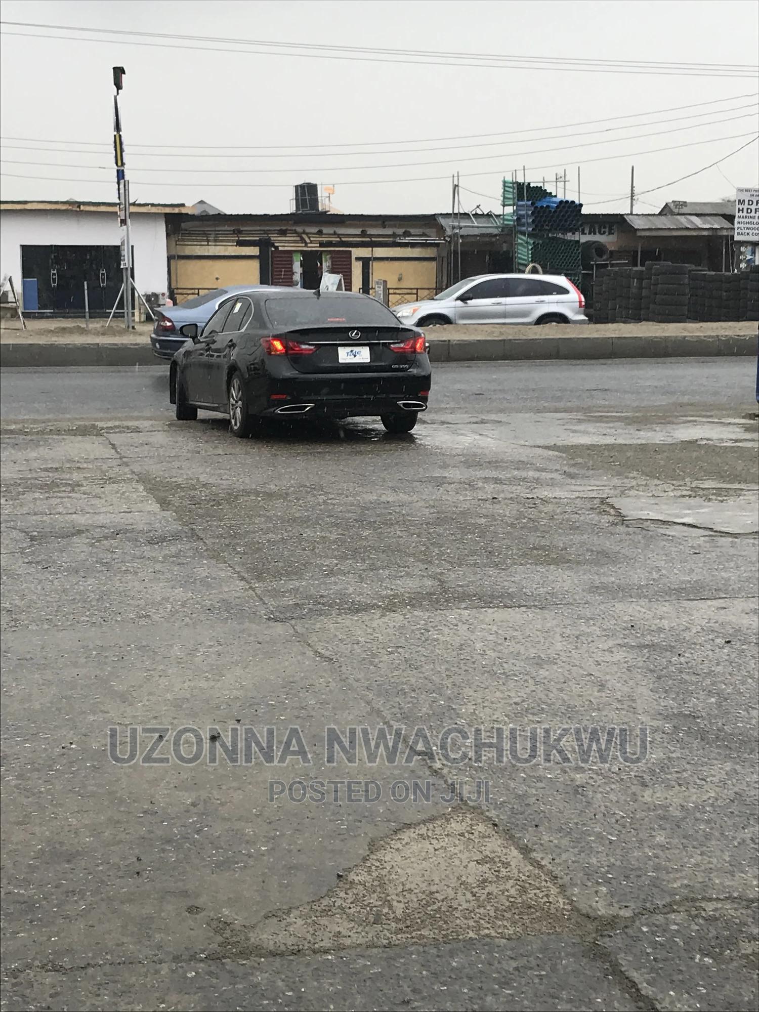 Lexus GS 2015 Black   Cars for sale in Ajah, Lagos State, Nigeria