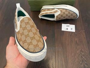 Gucci Gucci Print Luxury Sneakers   Shoes for sale in Lagos State, Lagos Island (Eko)
