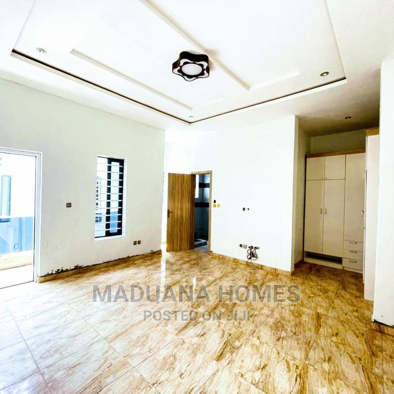 Archive: Tastefully Finished 4 Bedroom Semi-Detached Duplex + Bq