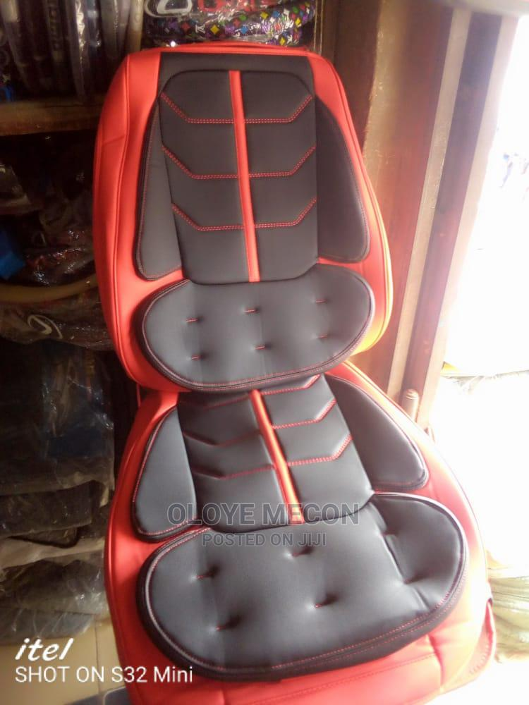 R Power Leather Seat
