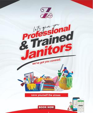 Professional Janitors/Cleaners   Cleaning Services for sale in Rivers State, Port-Harcourt
