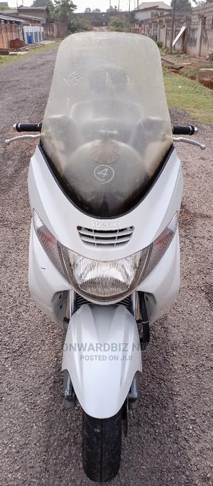 Suzuki Bike 2015 White | Motorcycles & Scooters for sale in Oyo State, Ibadan