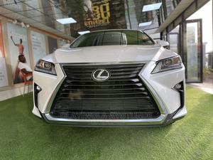 Lexus RX 2017 350 AWD White   Cars for sale in Abuja (FCT) State, Central Business District