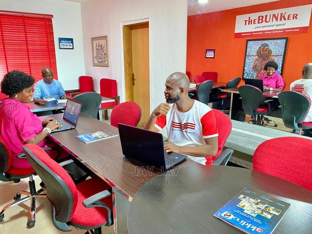 Training Halls, Office Spaces, Cowork Station, And Cafe | Event centres, Venues and Workstations for sale in Ibadan, Oyo State, Nigeria