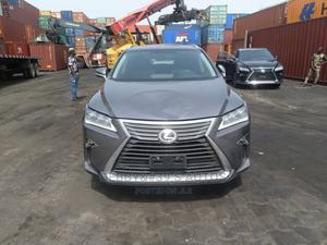 Lexus RX 2016 350 AWD Gray   Cars for sale in Lagos State, Ajah