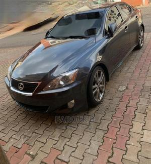 Lexus IS 2008 250 Gray | Cars for sale in Abuja (FCT) State, Maitama