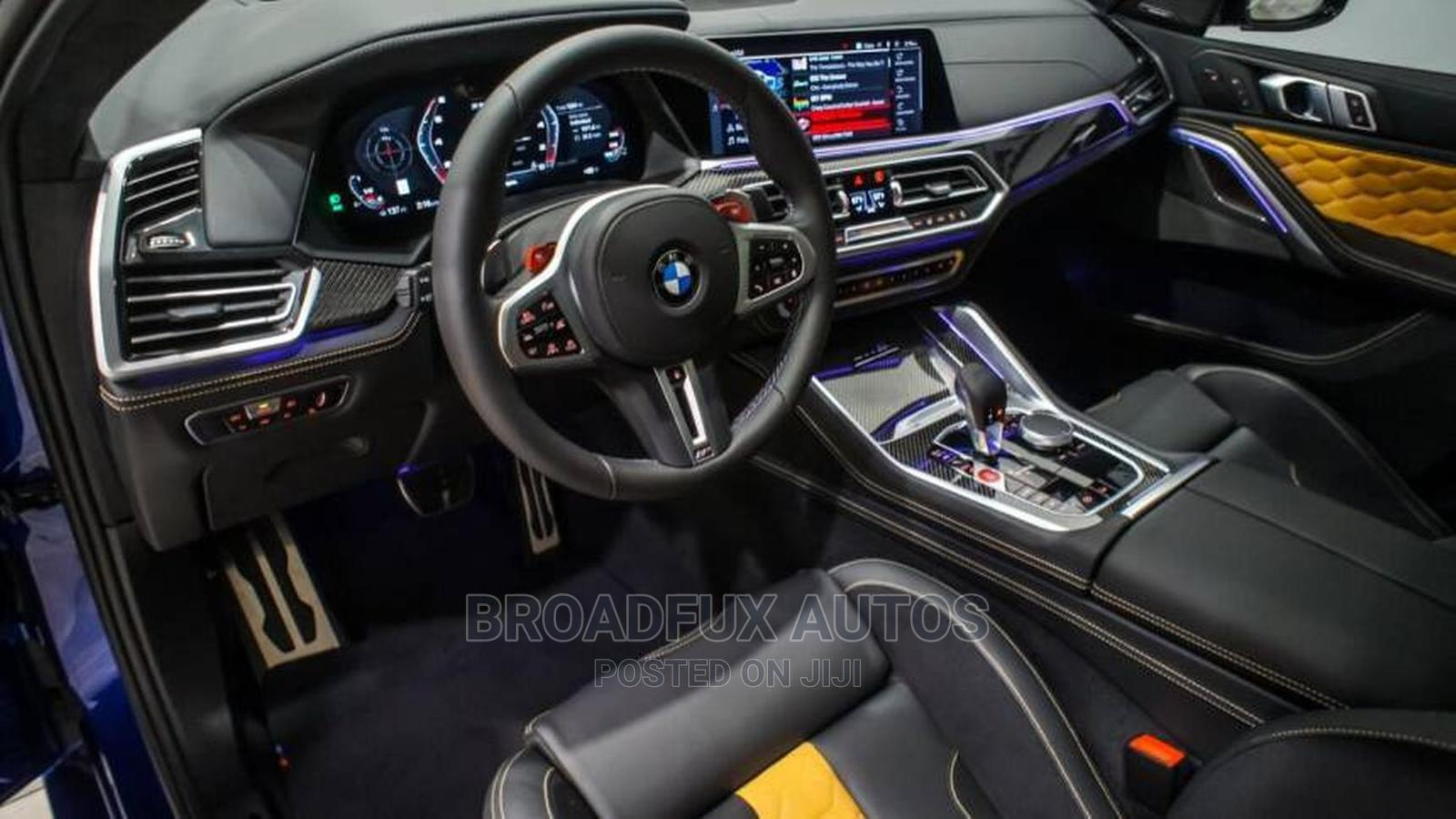 New BMW X6 2021 Blue | Cars for sale in Lekki, Lagos State, Nigeria