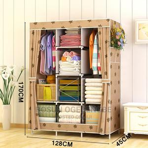 Wardrobe Cabinet Drawer Clothes Storage Storage Box-Brown | Furniture for sale in Lagos State, Ikorodu