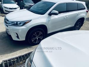 Toyota Highlander 2019 LE Plus White   Cars for sale in Lagos State, Victoria Island