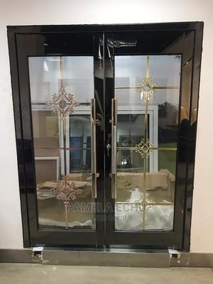 Swing Glass Door Rambo   Doors for sale in Abuja (FCT) State, Garki 1