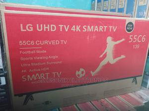 LG 55 Inches Smart TV | TV & DVD Equipment for sale in Lagos State, Surulere