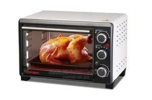 QASA Oven Toaster - 19l With Free Gift | Kitchen Appliances for sale in Lagos State, Lagos Island (Eko)