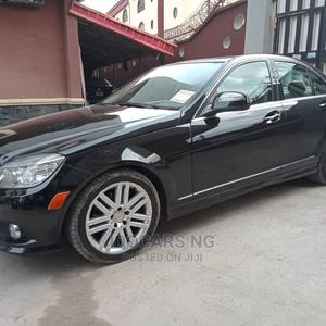Mercedes-Benz C300 2009 Black | Cars for sale in Lagos State, Surulere