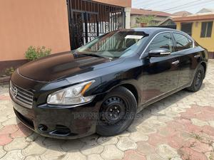 Nissan Maxima 2009 SV Black | Cars for sale in Lagos State, Gbagada