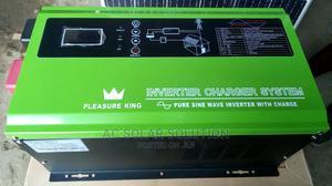 Pure Sine Wave Inverter Pleasure King 2.5kva/24v | Solar Energy for sale in Lagos State, Ojo
