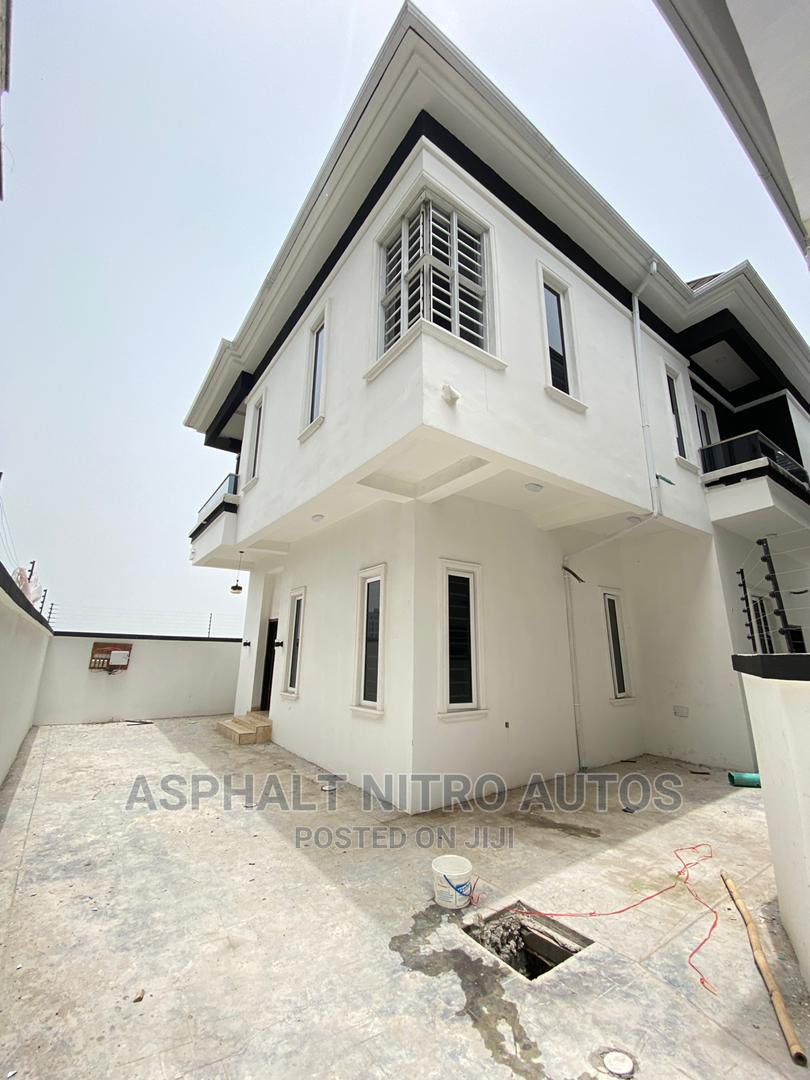 5 Bedroom Fully Detached Duplex With BQ Available for Sale.