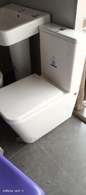 Masters WC and the Wash Hand Basin | Plumbing & Water Supply for sale in Lagos State, Orile