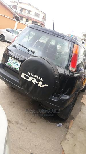Honda CR-V 2000 Black | Cars for sale in Lagos State, Yaba