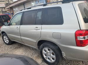 Toyota Highlander 2006 Silver | Cars for sale in Lagos State, Yaba