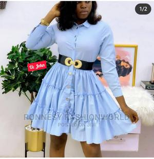 Elegant Trendy Female Quality Flare Gown | Clothing for sale in Lagos State, Ikeja