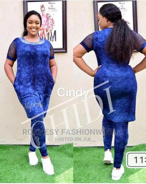 Elegant Trendy Female Quality 2 Piece Pant Trouser and Top | Clothing for sale in Lagos State, Ikeja