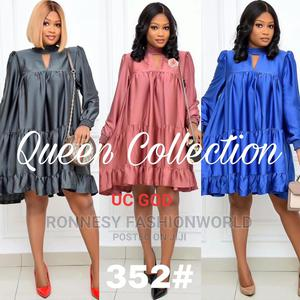 Elegant Classic New Female Quality Flare Gown   Clothing for sale in Lagos State, Ikeja