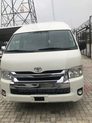 Toyota Haice 2015,White | Buses & Microbuses for sale in Lagos State, Lekki