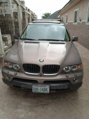 BMW X5 2005 Gray | Cars for sale in Abuja (FCT) State, Gwarinpa