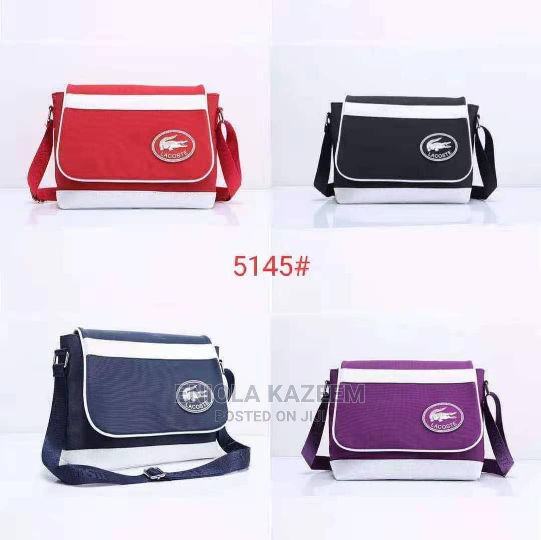 Original Lacoste Leather Bags Available for U Right Now   Bags for sale in Lagos Island (Eko), Lagos State, Nigeria