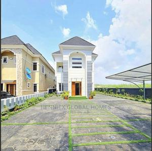 5 Bedroom Fully Duplex With Bq for Sale | Houses & Apartments For Sale for sale in Lekki, Ikota