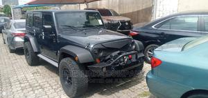 Jeep Wrangler 2013 Unlimited Freedom Edition Gray   Cars for sale in Lagos State, Ikeja