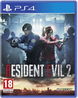 Capcom PS4 RESIDENT EVIL 2 Game   Video Games for sale in Lagos State, Ikeja