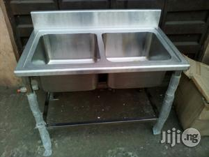 Double Sink | Restaurant & Catering Equipment for sale in Lagos State, Ojo