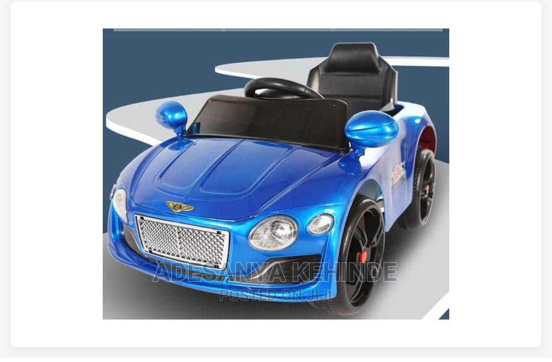 Archive: Electric Kids Ride-On Toy Car Bentley