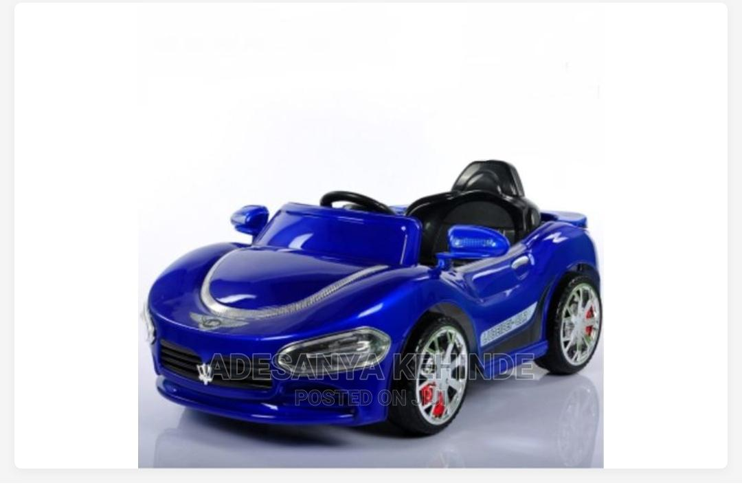 Archive: Electric Kids Ride-On Toy Car Ferrari
