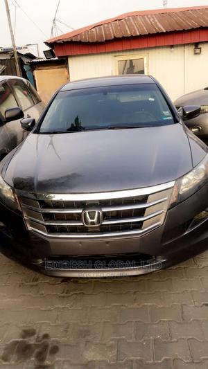 Honda Accord CrossTour 2010 EX-L AWD Gray | Cars for sale in Lagos State, Ajah