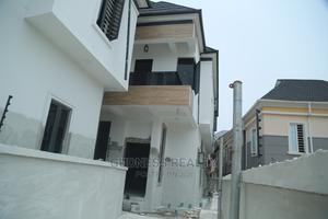 Newly-Built 4 Bedroom Semi-Detached Duplex | Houses & Apartments For Sale for sale in Lekki, Chevron