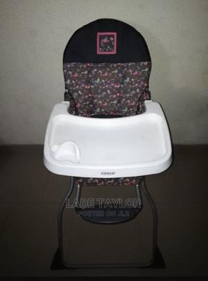 Baby High Chair Seat With Strong Safety Belt | Children's Furniture for sale in Lagos State, Abule Egba