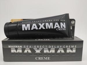 Max Man Maxman-Ejaculation Delay Penis Enlargement Cream | Sexual Wellness for sale in Abuja (FCT) State, Wuse