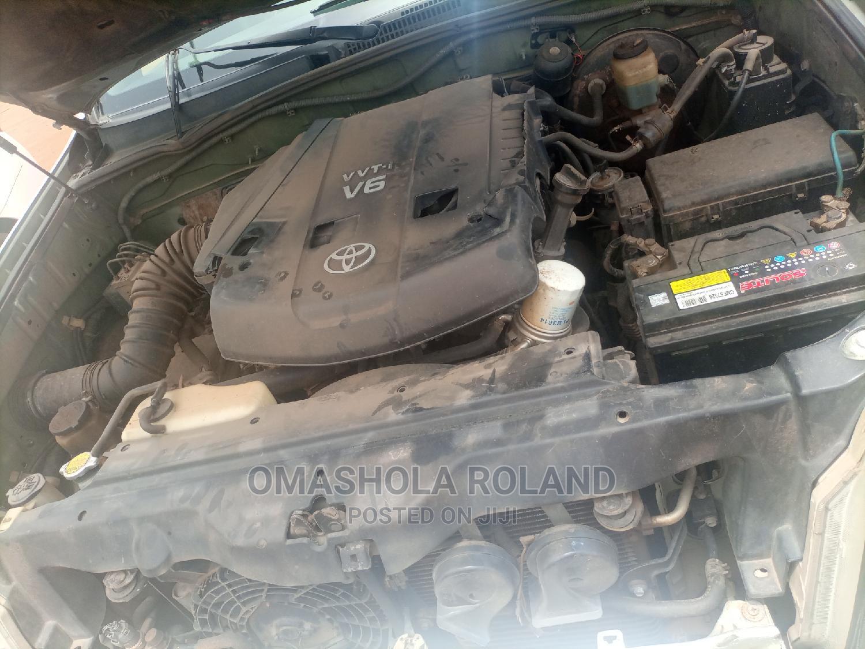 Archive: Toyota Land Cruiser Prado 2007 GX LIMITED Silver