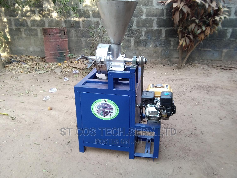 Tiger Nut Juice Extractor Machine