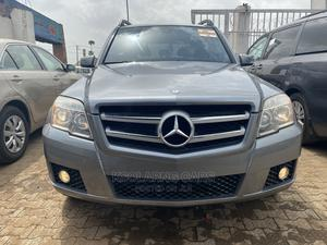 Mercedes-Benz GLK-Class 2011 350 Gray | Cars for sale in Lagos State, Ikeja