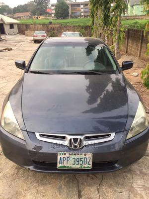 Honda Accord 2005 Automatic Blue | Cars for sale in Oyo State, Ibadan