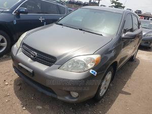 Toyota Matrix 2005 Gray | Cars for sale in Lagos State, Apapa
