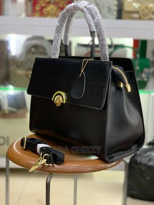 New Quality Female Black Leather Handbag | Bags for sale in Lagos State, Isolo