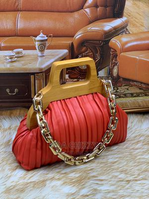 New Original Female Red Handbag | Bags for sale in Lagos State, Isolo